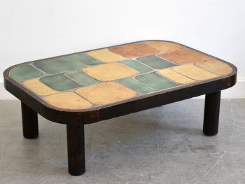 Table Shogun, Roger Capron, Vallauris