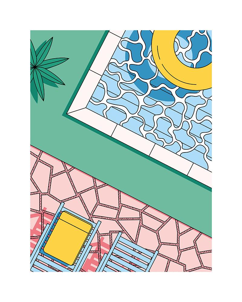 Rocio Egio, Endless Summer