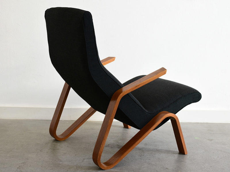 Grasshopper chair, Eero Saarinen, Knoll / Wohnbedarf