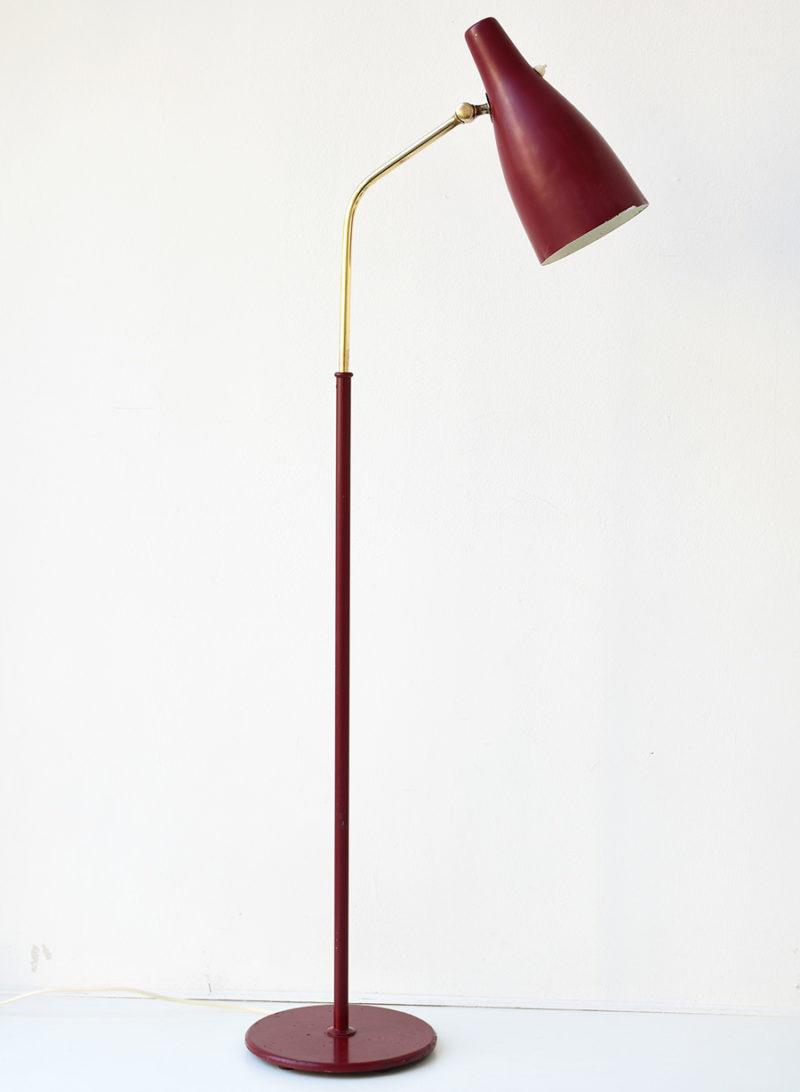 Floor lamp G-09, Bergboms