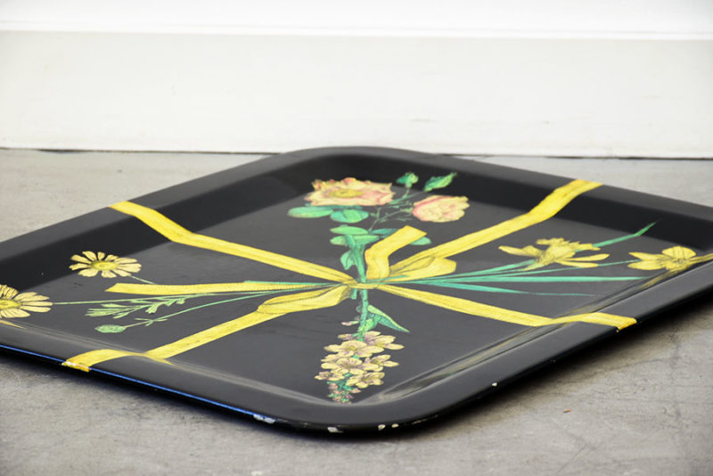 Large tray, Piero Fornasetti