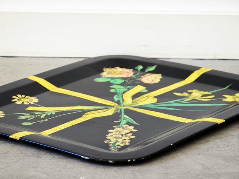 Large tray, Piero Fornasetti