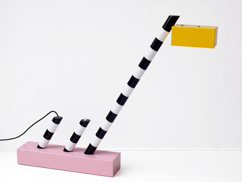 Lampe Oceanic, Michele De Lucchi, Memphis