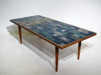 Bjorn Wiinblad, keramik Tisch