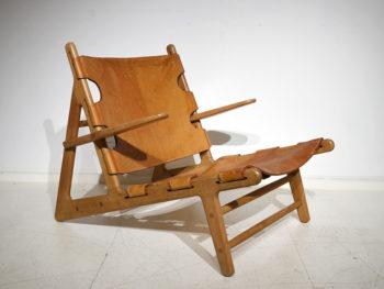 Borge Mogensen, Hunting Chair, Fredericia