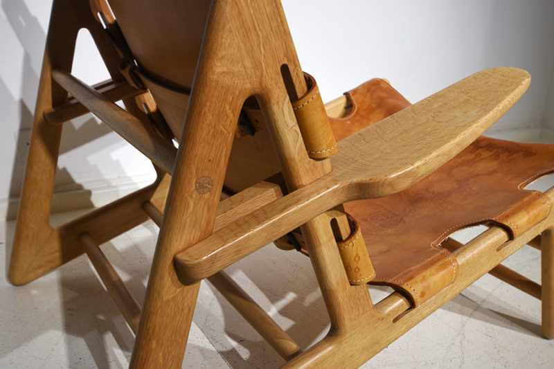 Borge Mogensen, Hunting Chair, Fredericia