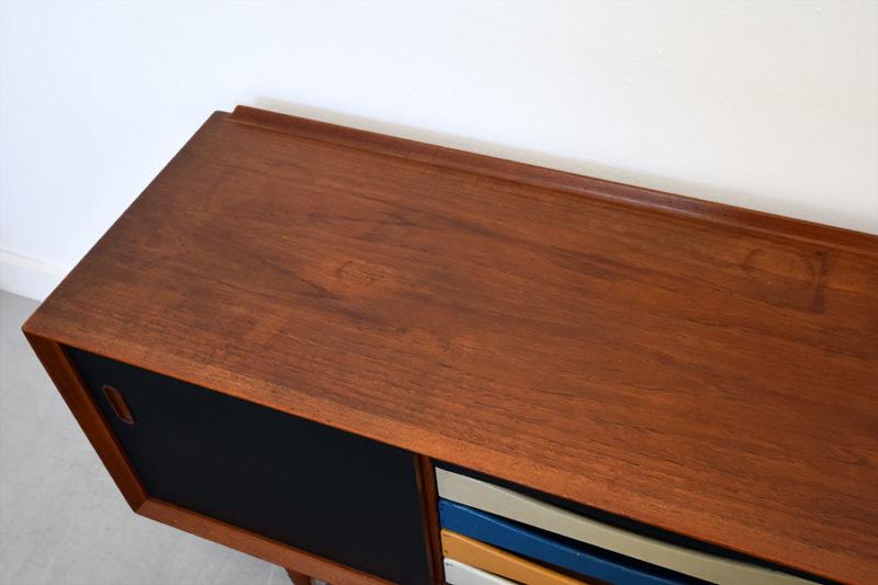 Sideboard en teck de Arne Vodder pour Sibast