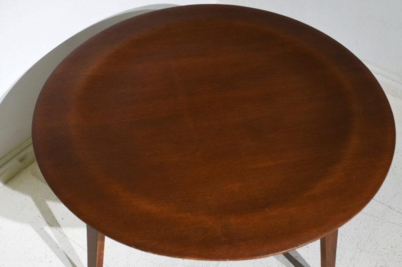Table CTW de Ray et Charles Eames pour Evans, 1046