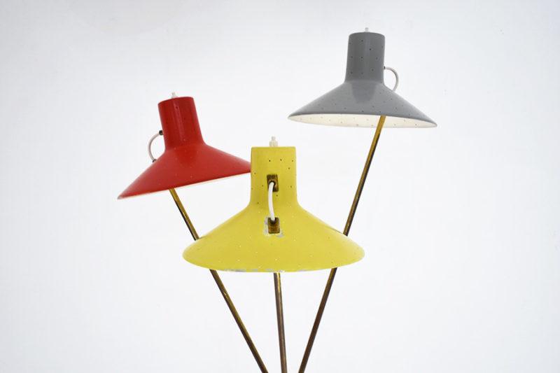 Gino Sarfatti, floor lamp 1031, Arteluce