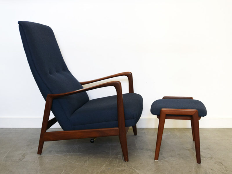 Gio Ponti, fauteuil Parco dei Principi, Cassina