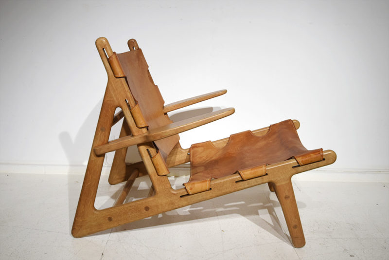 Hunting Chair, Borge Mogensen, Fredericia