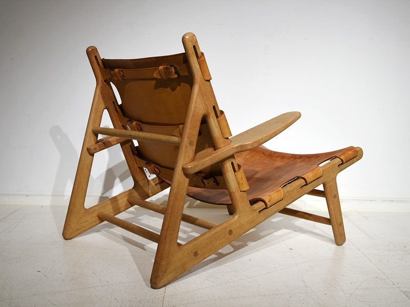 Hunting Chair Sessel, Borge Mogensen, Fredericia