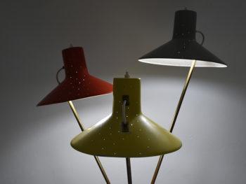 Lampe 1031, Gino Sarfatti, Arteluce