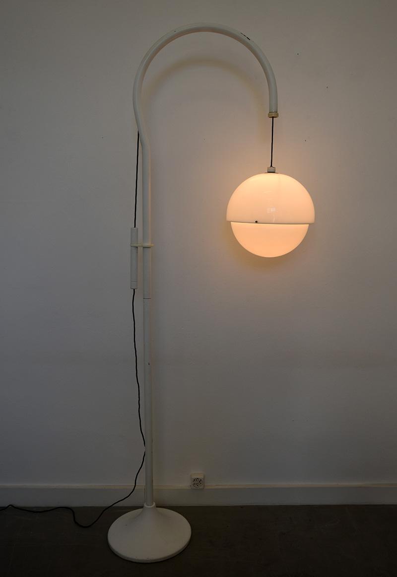 Luigi Bandini Buti, floorlamp 4055, Kartell