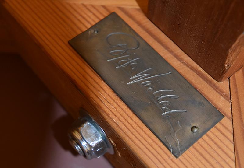 signature Bjorn Wiinblad