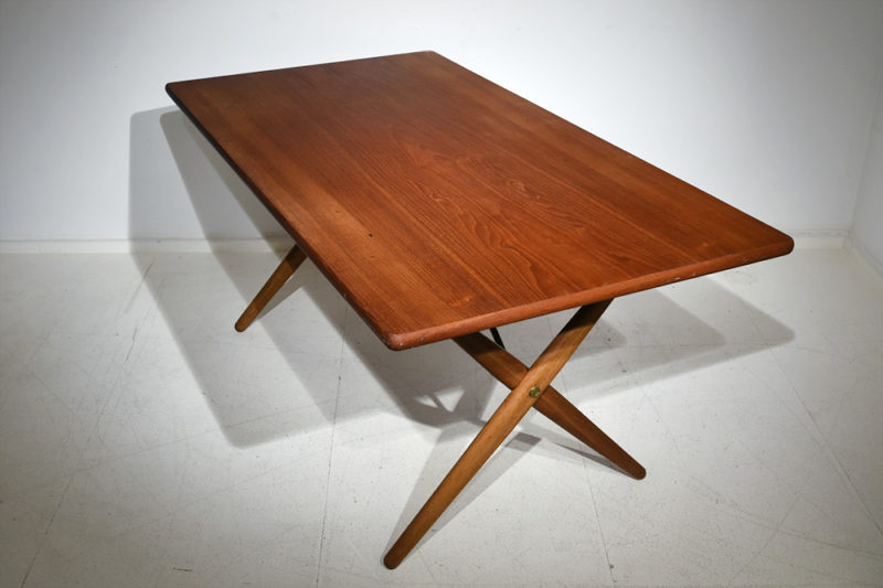 Table AT-303, Hans Wegner, teak, Andreas Tuck
